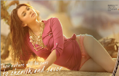 Angelica Panganiban, Bench Summer 2011