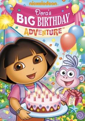 Dora Büyük Doğum Günü Macerası Oyunu