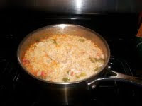 Arroz (rice)