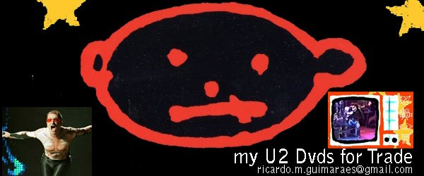 U2 DVDS