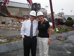 Construction at Huntington Beach Mazda