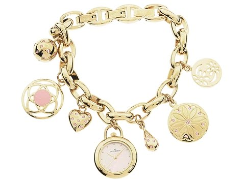 Anne Klein Charm Bracelet Watch