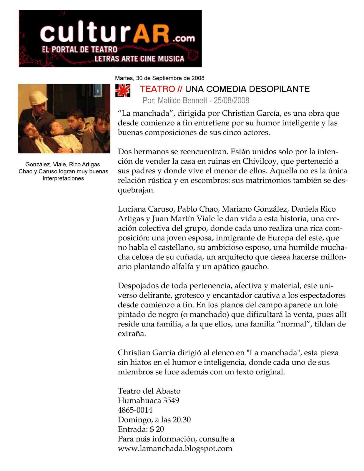 Página CulturAR.com