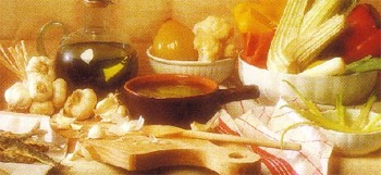 Cookinginrome: Bagna Cauda Dip - Recipe