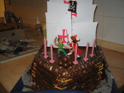 Birthday Cake Mimosa