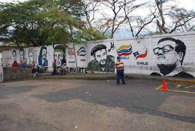 Venezuelan street art #10