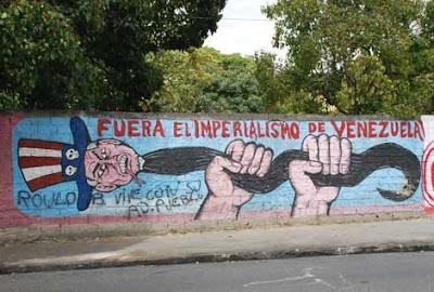 Venezuelan street art #1
