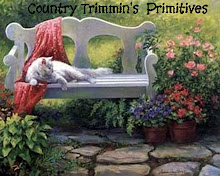 Country Trimmin's Primitives Blog