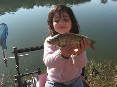 Marta Ferreira á Pesca