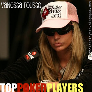 Vanessa Rousso, Poker Player, Top Poker Players, Best Poker Players