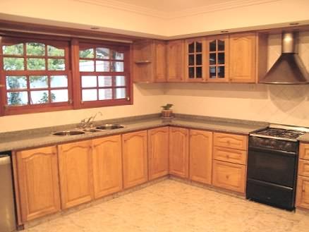 Yo toco madera tipo de madera para los muebles de cocina - Cocinas estilo colonial ...