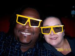 Osmel's First 3-D Movie
