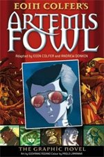 Artemis Fowl book1 UK