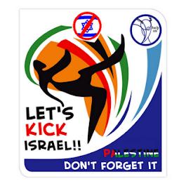 KICK ISRAEL!! FIFA!!