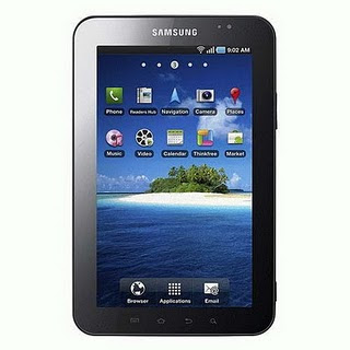 Samsung Galaxy Tab GT P1000 Tablet Manual User Guide French English