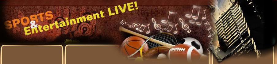 Sports and Entertainment Live Online!