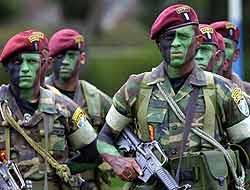 ... : Fuerzas de Operaciones Especiales del Ejército de Guatemala