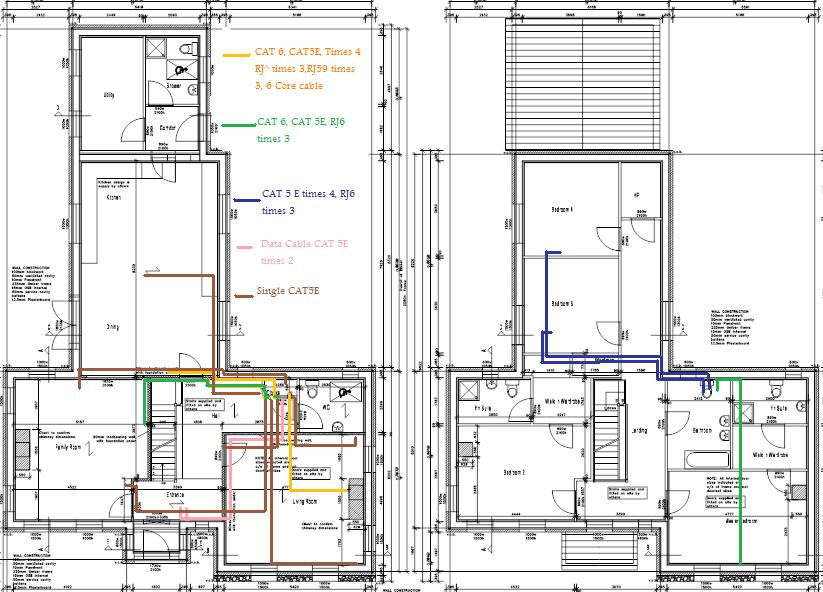 modular home wiring modular home