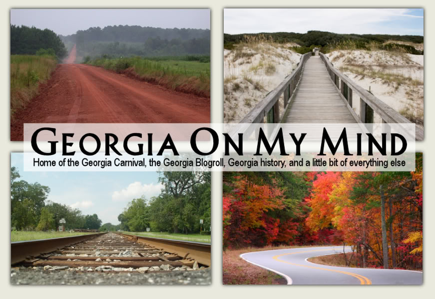 Georgia On My Mind State Song