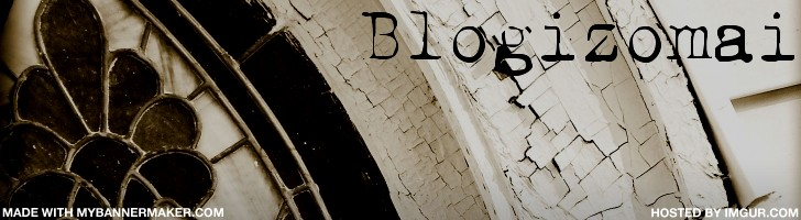 Blogizomai