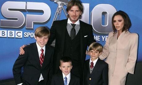 Beckham dan Victoria Bakal Mendapat  Anak Keempat