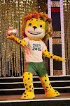 ZAKUMI - Mascote da Copa do Mundo 2010