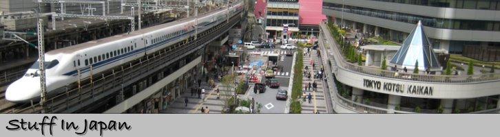 Stuff In Japan