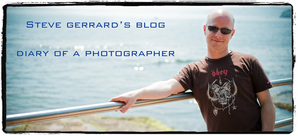 STEVE GERRARD&#39;S BLOG