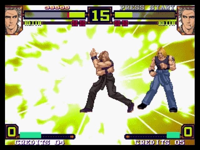 Power Instinct: Matrimelee (Neo Geo)