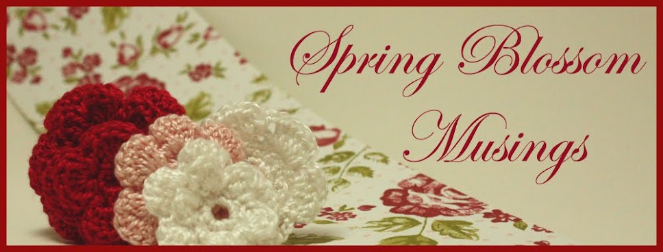 Spring Blossom Musings