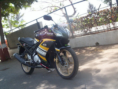 Yamaha fz modification  Facebook