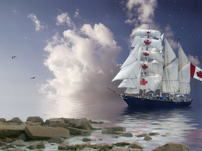 Most beautiful sailboat