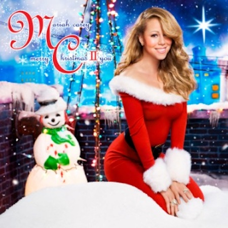 What Mariah Carey Christmas song goes slow to fast?