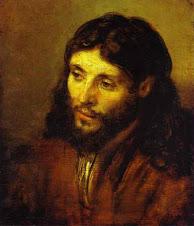 Rembrandt's Jesus