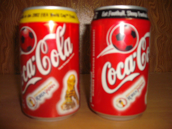 malaysian coke Korea Japan world cup