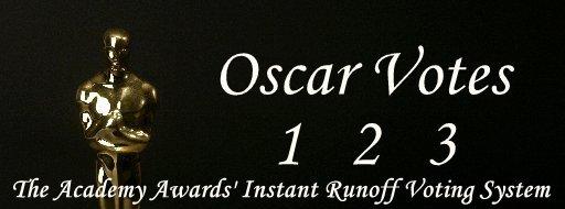 Oscar Votes 123