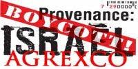 Boicot a Agrexco