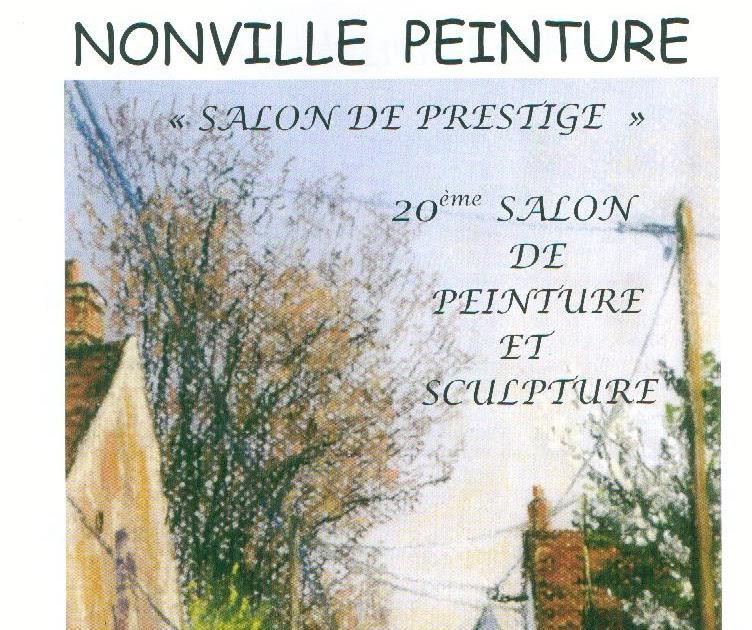 au pays de fontainebleau 20eme salon de peinture et sculpture de nonville. Black Bedroom Furniture Sets. Home Design Ideas