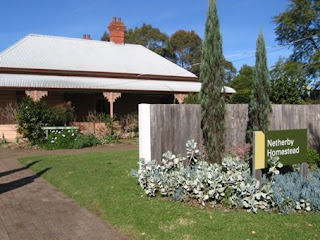 Netherby Homestead, Fagan Park