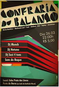 Confraria du Balanço - 1ª Edição - Março 2010