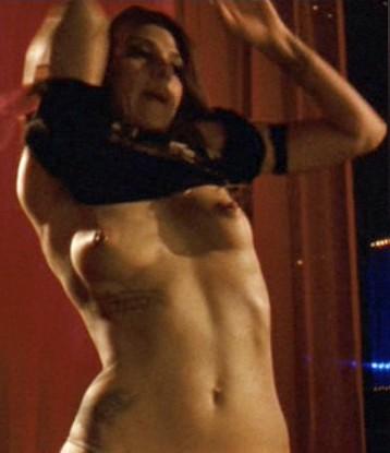 Tomei Nude Wrestler
