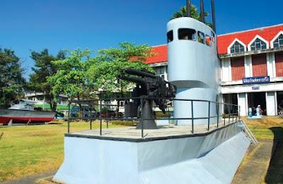 Samut Prakan Naval Museum