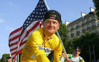 Floyd Landis is the Jose Canseco of cycling