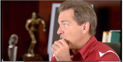 Nick Saban loves his Little Debbies