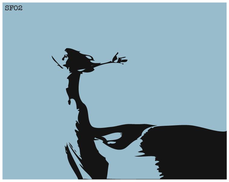 Vinylo: Siluetas Femeninas