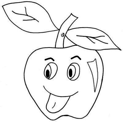 Frutas Para Colorir  Atividades   Desenhos Para Colorir Desenhos