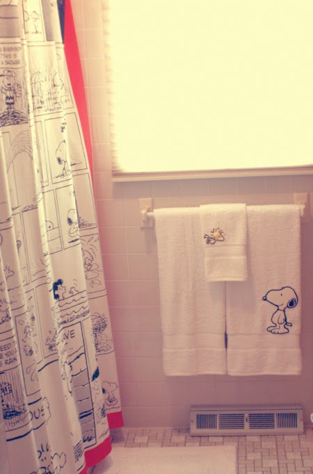 Curtains Ideas snoopy shower curtain : windshield diaries: custom peanuts towels