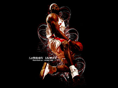 lebron james wallpaper 2009. lebron james wallpaper 2009.
