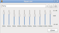 LISTEN Music Player Equalizer image