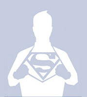 alternative facebook user picture superman